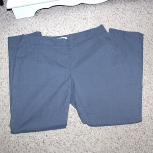 DKNY Bluish Gray Slacks